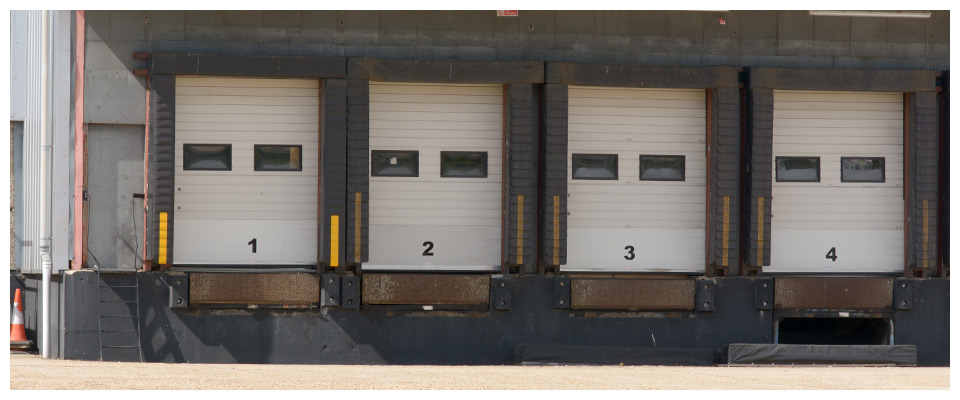 Eastern Overhead Doors (Oshawa) Ltd. - commercial bays