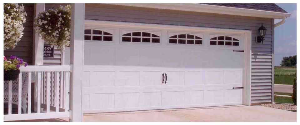 Eastern Overhead Doors (Oshawa) Ltd. - double wide garege door