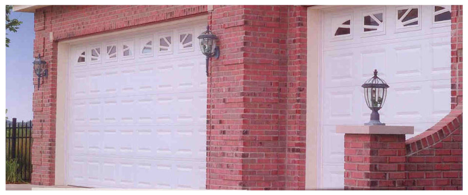 Eastern Overhead Doors (Oshawa) Ltd. - two garage doors