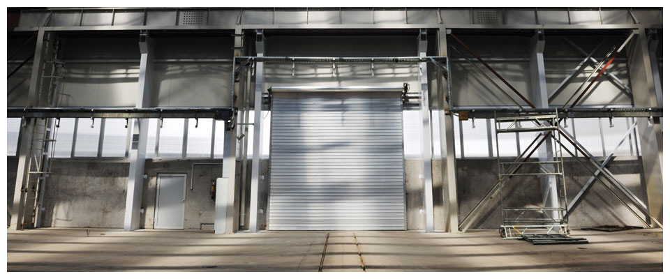 Eastern Overhead Doors (Oshawa) Ltd. - large industrial door