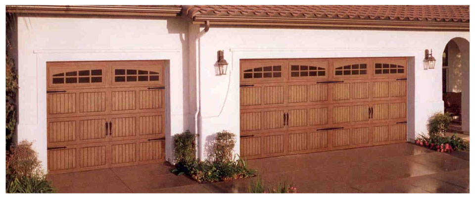 Eastern Overhead Doors (Oshawa) Ltd. - wooden doors