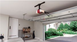 Eastern Overhead Doors (Oshawa) Ltd. - open garage door